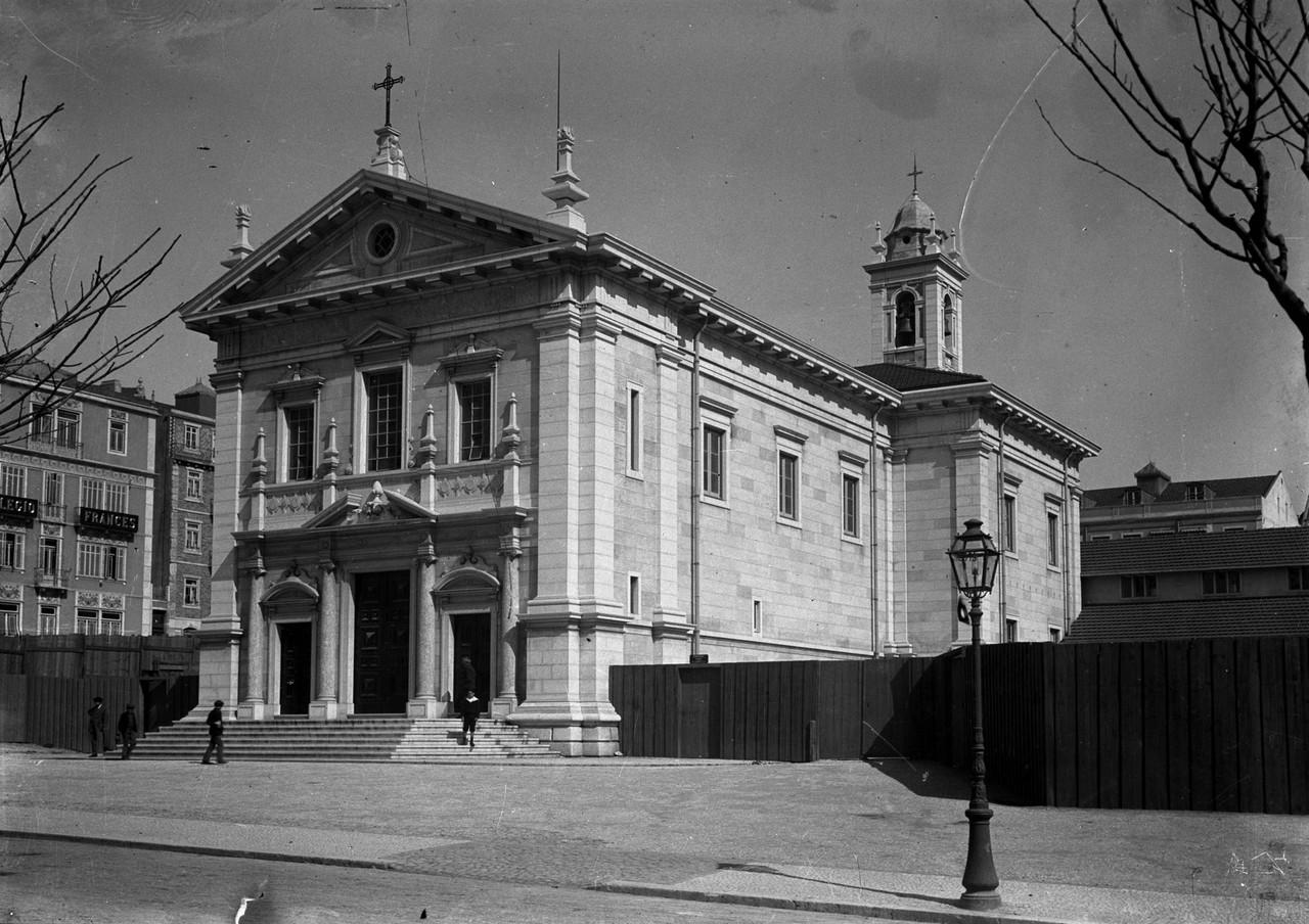 Igreja dos Anjos, 1911.jpg