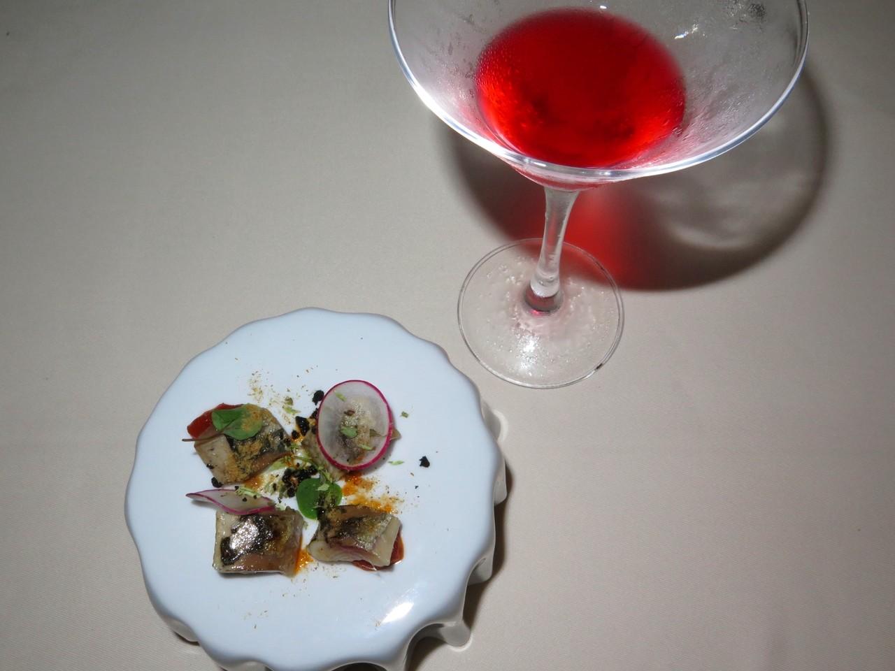 Sardinha Assada & Gaspacho