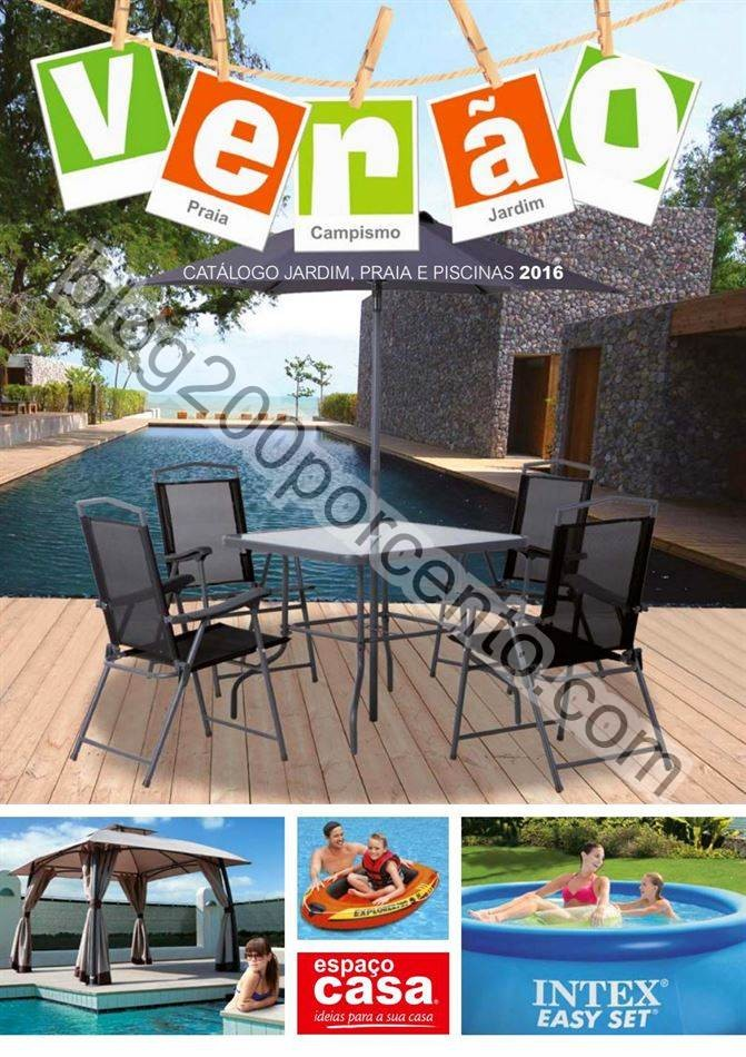 Novo Folheto Espa O Casa Ver O Promo Es At 31 Julho