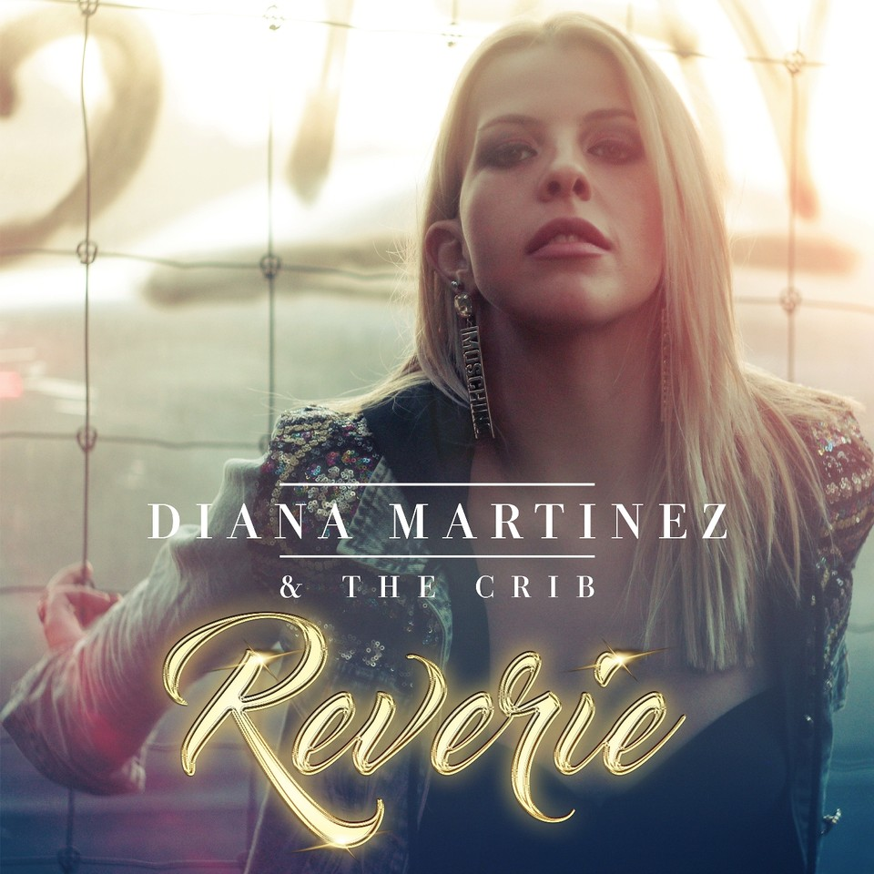 Diana Martinez & The Crib_reverie_capa single - DI