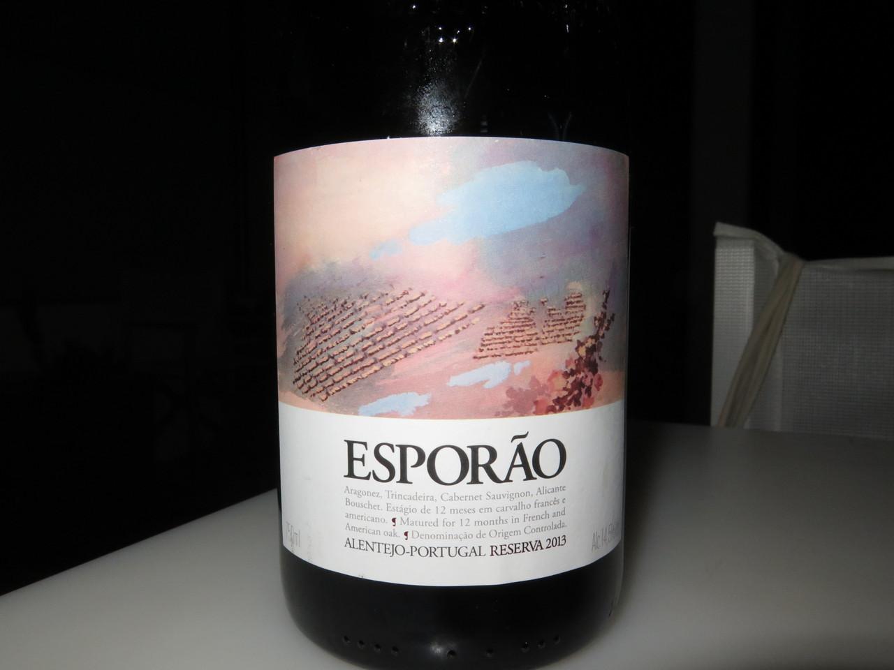 Esporão Reserva tinto 2013
