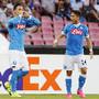 10 - Mertens e Callejón (Nápoles) - 19 golos