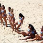 As cheerleaders do Mundial de Espinho