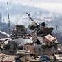 Russia-chechnya/tank