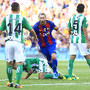 Messi, o super guerreiro