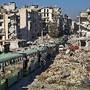 Evacuação da cidade Alepo, Síria