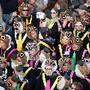 Desfile de Carnaval na Guarda