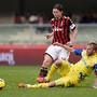 AC Milan - 740 milhões - 99%