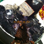 Bolo 3D Garrafa de Moet Champanhe