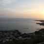 por-do-sol visto do fortinho de São Filipe11.jp