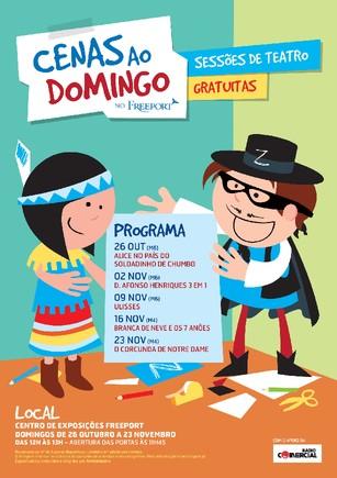 Cartaz Cenas ao Domingo_2014.jpg