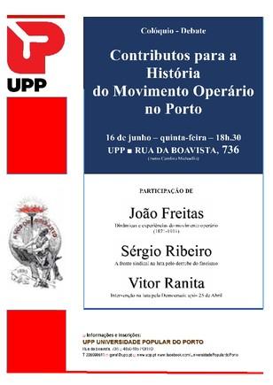 UPP Coloquio Mov Operario