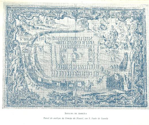 Batalha Ambuíla -azulejos 3