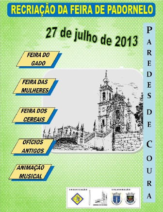 Programa Feira Padornelo 2013