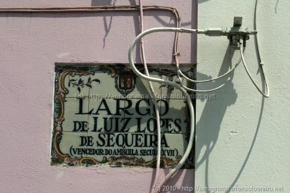 Largo Luís Lopes Sequiera