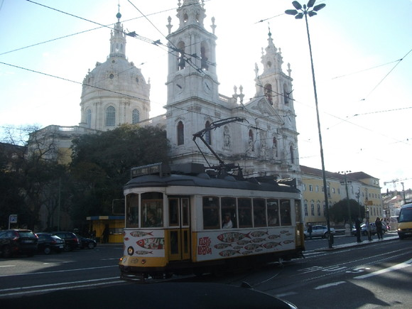 61 - Largo da Estrela Basílica.JPG