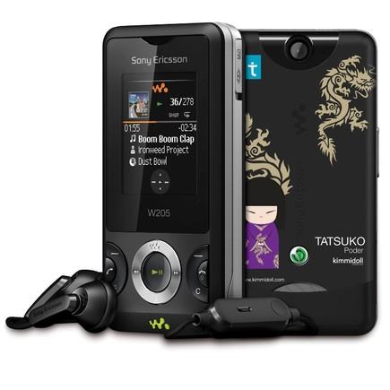 Sony Ericsson W205 Kimmidoll by TMN_Tatsuko 1.jpg