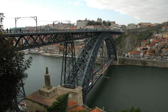 Ponte D. Luiz I, Porto, Portugal