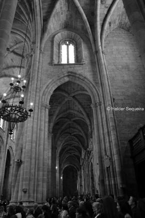 Sé Catedral da Guarda - interior