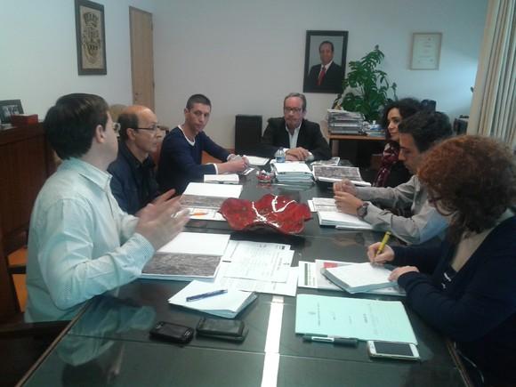 Reunião CMDFCI 15.04.15