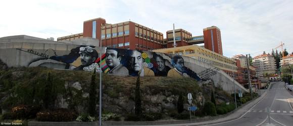 Arte Urbana na Guarda