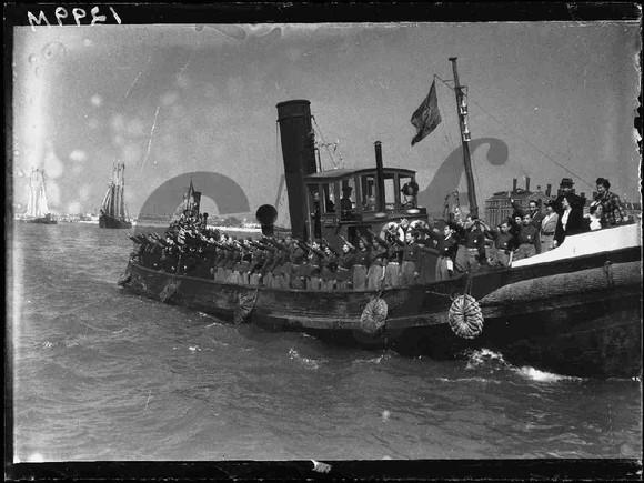 Tejo-24-04-1938 Festa da bênção dos bacalhoeiro