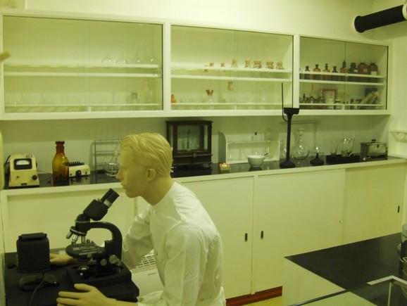 GE - lab analises