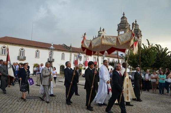 Procissão em honra de S. Miguel  (4)