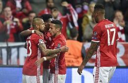 Bayern festeja golo