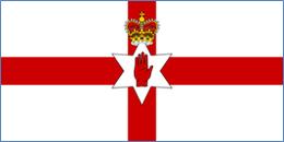 07 Bandeira da Irlanda do Norte