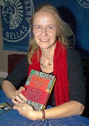 Spain German Writer Cornelia Funke