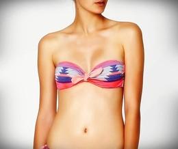 bikini cai-cai estampado Oysho