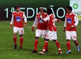 Sp. Braga 2-0 U. Leria
