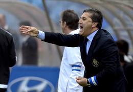 José Peseiro pede mais pressão em Coimbra