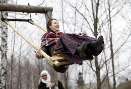Celebrações Primavera, Bielorrússia Tatyana Zen