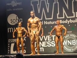 Alfredo Isaac vence campeonato internacional