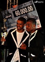 Concurso Nacional de Hip Hop1 lugar