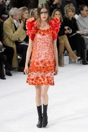 chanel-printemps-ete-2015-paris-look-43 vestido la