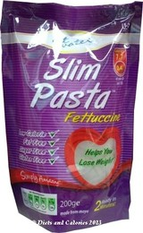 Slim Pasta fettuccine eat water.jpg
