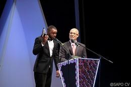 Batchart nos CVMA 2013 com o troféu