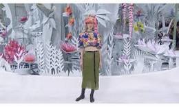 Chanel saia verde novo.jpg