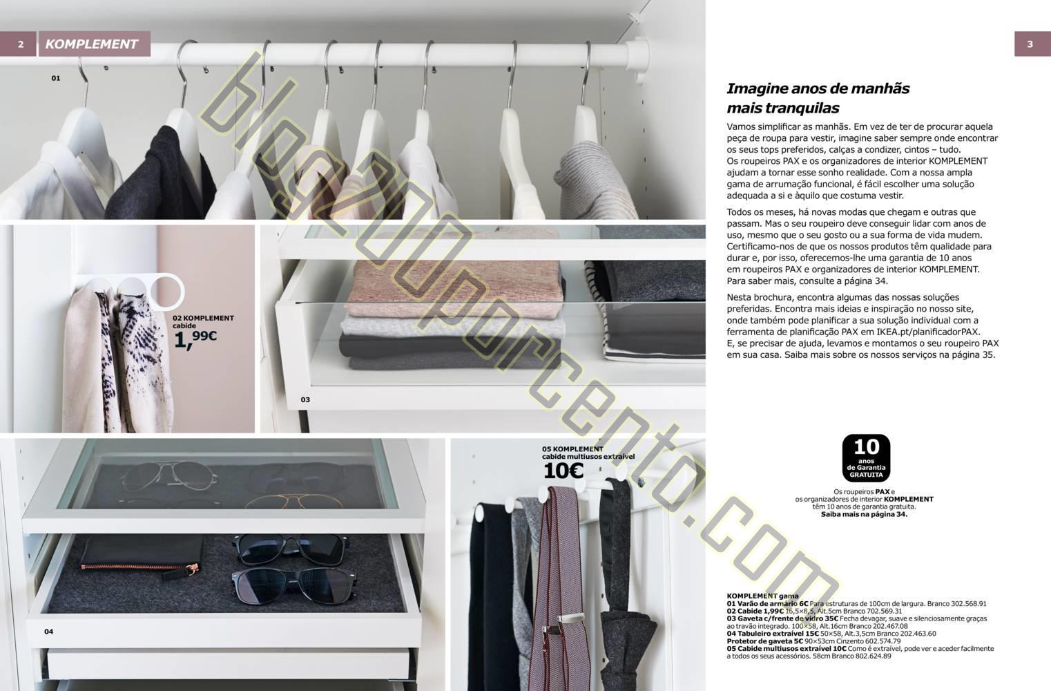 Novo cat logo ikea roupeiros 2016 promo es at 30 junho - Ikea catalogo 2016 ...