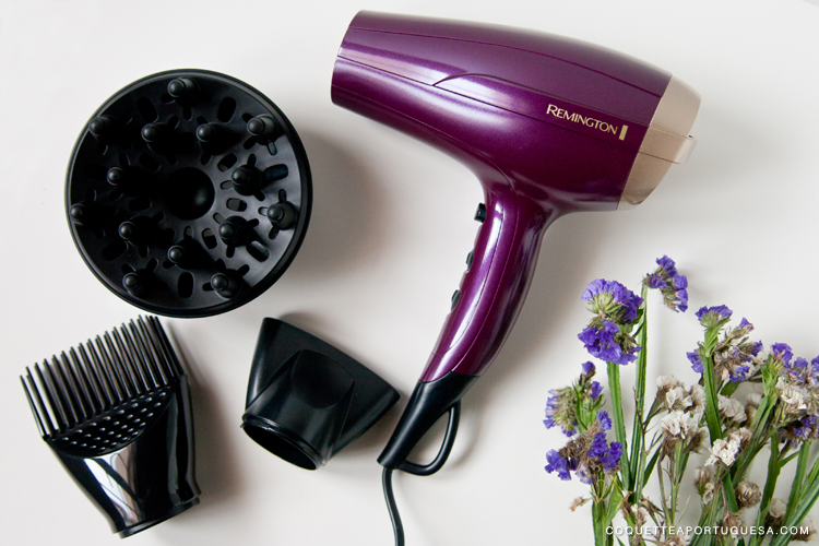 remington your style dryer kit secador cabelo cabe