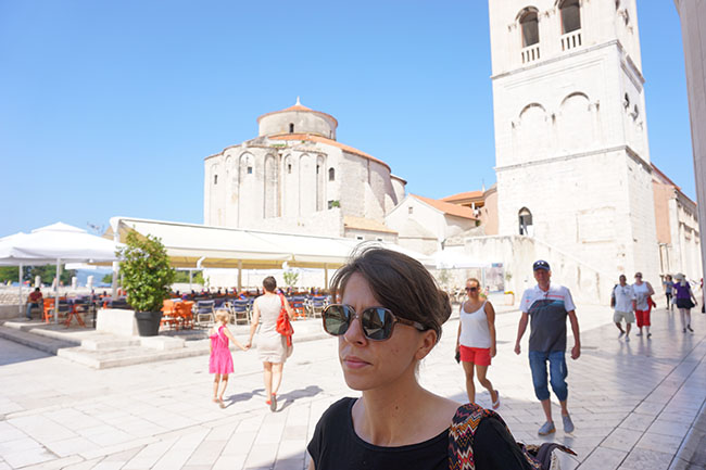 eu_Byzantine St Donat's Church_zadar