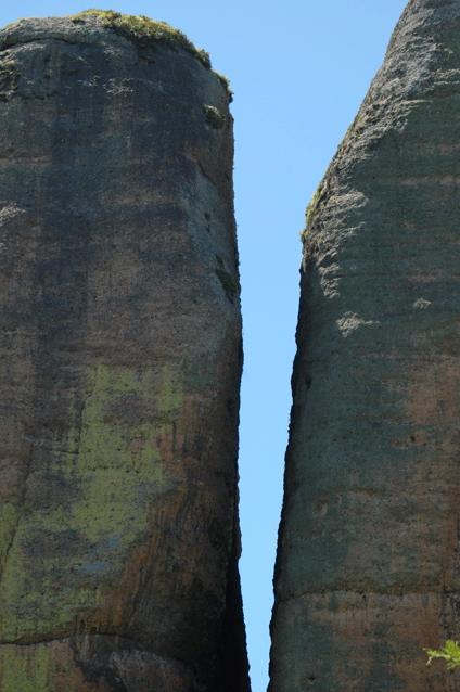 Pedras Negras de Pungu-a-Ndongo, Malanje