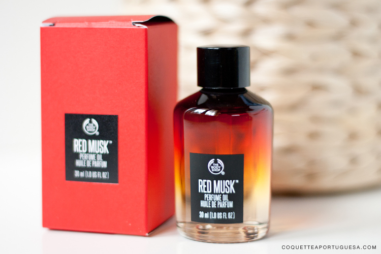 red musk perfume parfum huile oil oleo tbs the bod