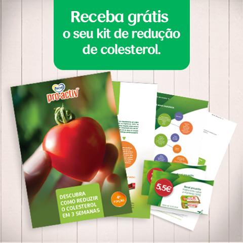 Kit redução de colesterol Becel Pro.active.png