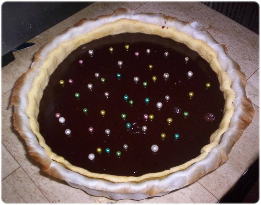 Tarte de chocolate negro.JPG
